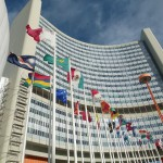 UN Gebaude Wien 150x150 - Die Vorüberlegungen zum UN-Sozialpakt