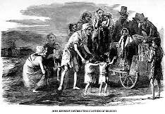 Hungersnot in Irland 1845-49