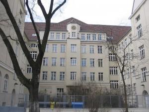 Rütli-Schule Berlin-Neukölln (Foto: Lienhard Schulz)