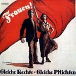 Wahlplakat 1919 150x150 - Gleichberechtigung von Mann und Frau