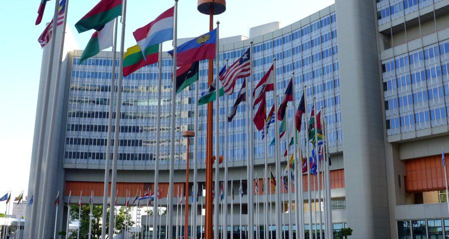UN-Gebäude Wien
